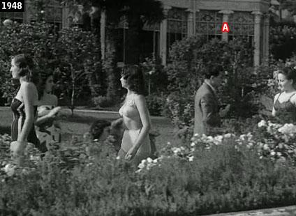 Scena di Totò al Giro dItalia girata allhotel Regina Palace di Stresa (www.davinotti.com)