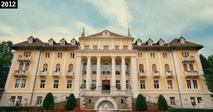 L'Imperial Grand Hotel Terme di Levico Terme set del film Il volto di unaltra (www.davinotti.com)