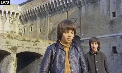 """La Rocca Roveresca di Senigallia in una scena di """"Cuore"""" (www.davinotti.com)"""