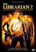 • The librarian 2 - Ritorno alle miniere di Re Salomone