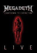 • Megadeth: Countdown to extinction: Live