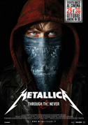 Metallica 3D Through the never