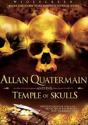 • Allan Quatermain and the temple of skulls
