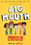 • Big mouth (10 episodi)