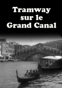 Tramway sur le Grand Canal