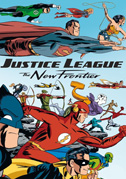• Justice League: The new frontier