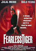 • Fearless tiger